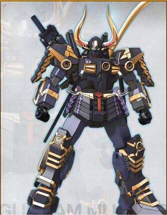 Black Samurai Gundam