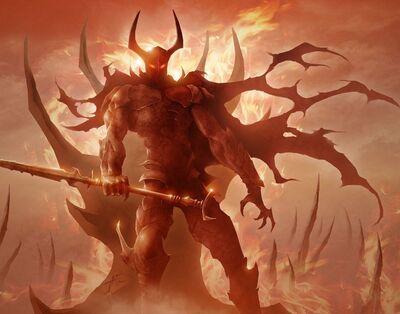 Sunrise demon