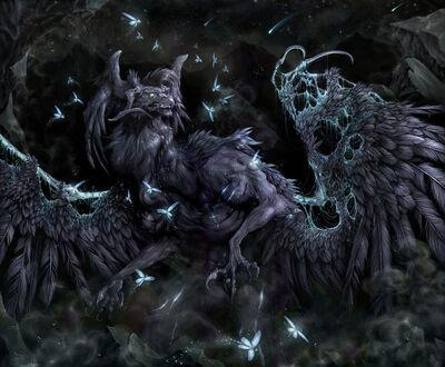 Rotting Gargoyle
