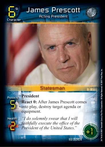 Jamesprescottactingpresident