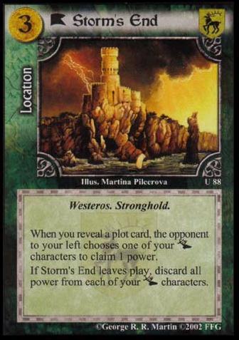 Stormsend WE