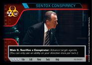 Sentox Conspiracy (1E)