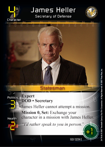 Jameshellersecretaryofdefense