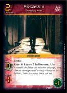 Assassin - Shadowy Killer (OPP)