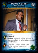 David Palmer - Man of Integrity (D0)