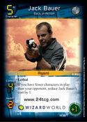 Jack Bauer - Back in Action (P 1)