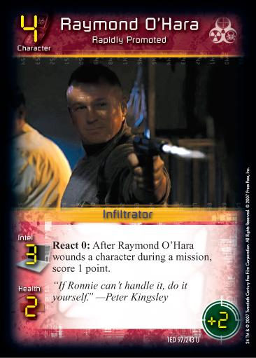 Raymondohararapidlypromoted