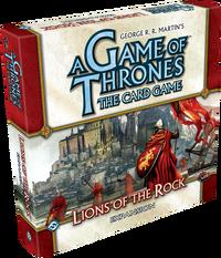 Lionsoftherock box