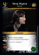 Nina Myers - Survivor