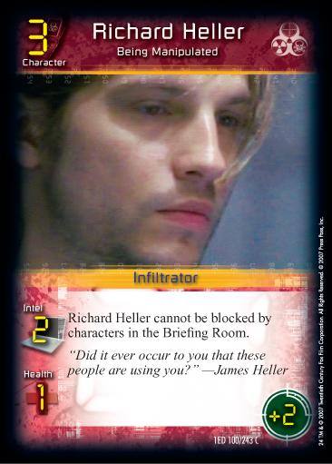 Richardhellerbeingmanipulated