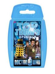 Toptrumps doctorwho2011 pack5