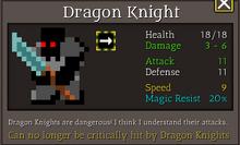 DragonKnightSword