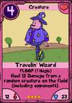 Travelin Wizard