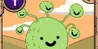 Green Cactaball
