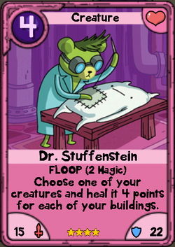 Dr. Stuffenstein