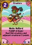 Gold Music Mallard