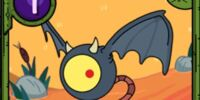 Gray Eyebat