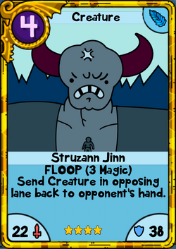 Struzann Jinn Gold