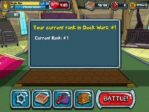 First Place Deck Wars