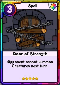 Door of Strength