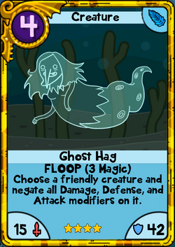 Ghost Hag Gold