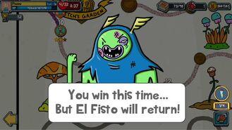 El fisto defeat