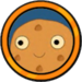 Map Icon Cookie