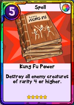 Kung Fu Power