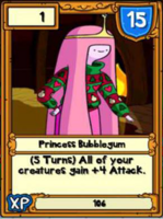 Holiday Princess Bubblegum