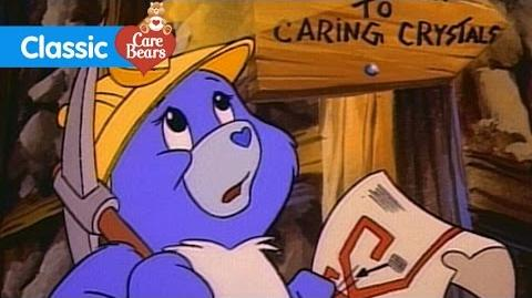 """""""The Caring Crystals"""" - The Care Bears Family"""