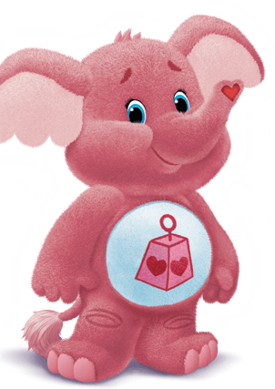 Lotsa Heart Elephant Care Bear Wiki Fandom Powered By