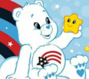 America Cares Bear