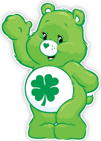 good luck bear | care bear wiki | fandom poweredwikia