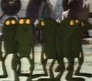 Green Creature Slaves