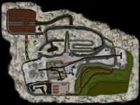 Beaver Quarry map