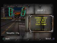 CPS race menu