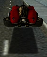 C3 hovercraftcar