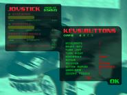 C2 controls menu