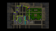 Droid Bleak City PSOM Location Map