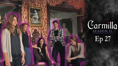 "Carmilla Season 2 Episode 27 ""Zones of Friendship"""