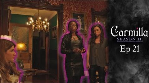 "Carmilla Season 2 Episode 21 ""Prisoner's Dilemma"""