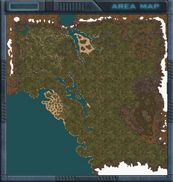 Manya Jungle map