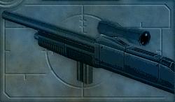 Carnivores Ice Age Sniper rifle