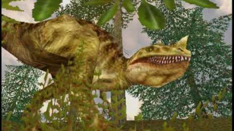 Carnivores Dinosaur Hunter. iPhone Teaser