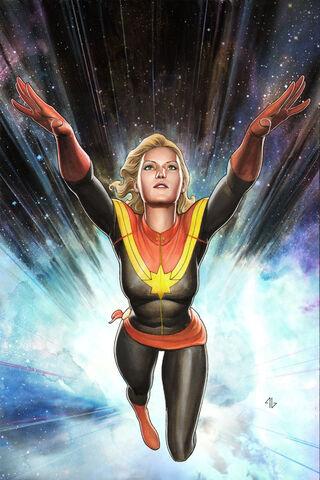 File:Captain Marvel Vol 7 1 Granov Variant Textless.jpg