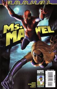 Ms. Marvel Annual no