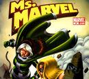 Ms. Marvel (2006) no. 9