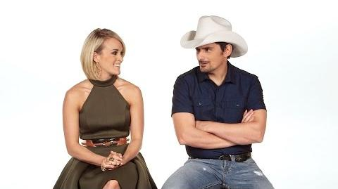 Brad Paisley & Carrie Underwood The Southern Living Interview