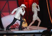 Carrie+Underwood+Dresses+Skirts+Beaded+Dress+ojFDkssJHi5l