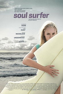 220px-Soul Surfer Poster